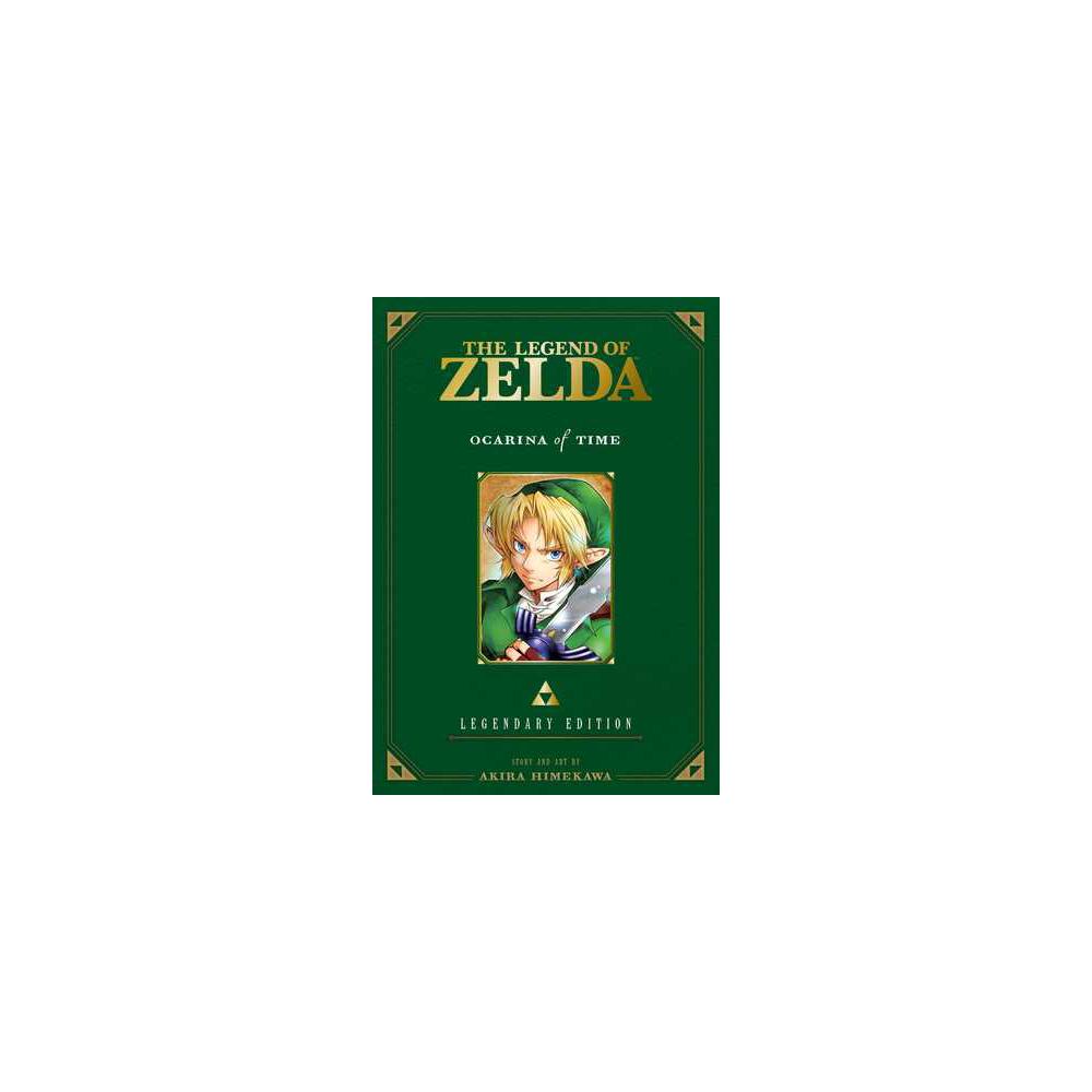 Legend of Zelda Legendary Edition Graphic Novel Vol 01 Ocarina Time