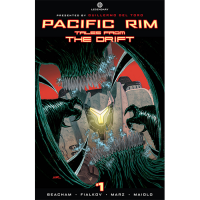 Pacific Rim Tales From The Drift TP