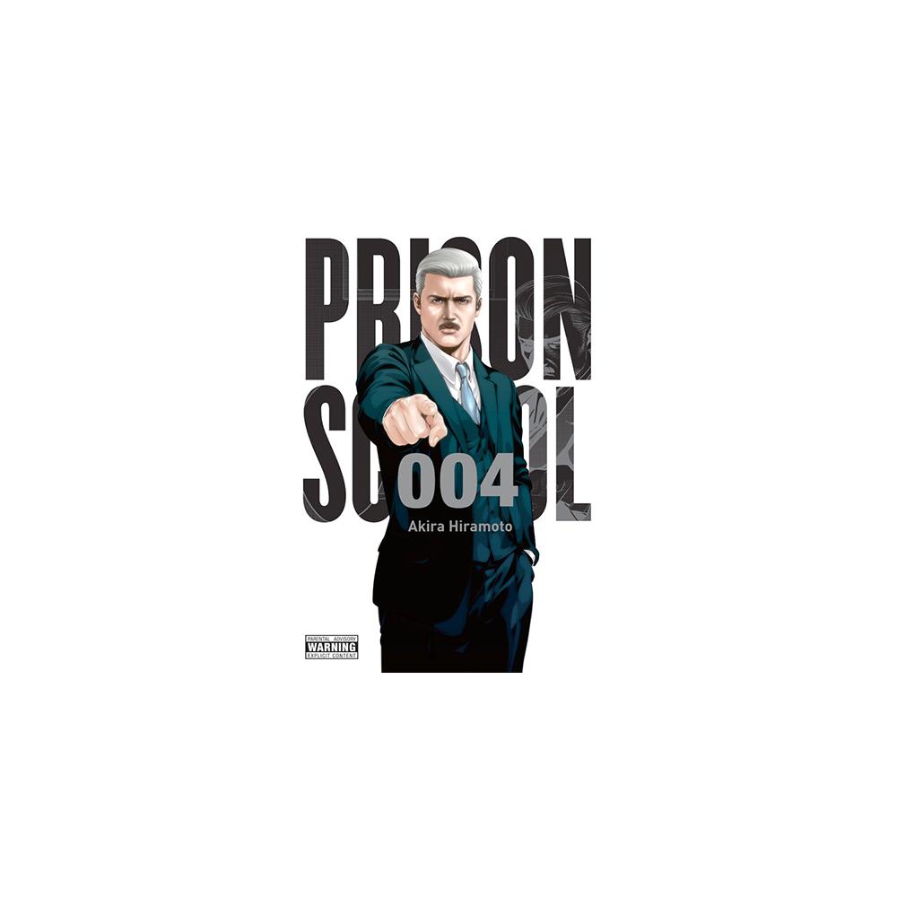 Prison School Graphic Novel Vol 04