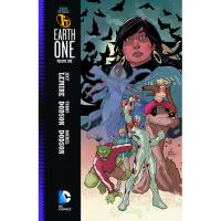 Earth One Teen Titans HC Vol 01