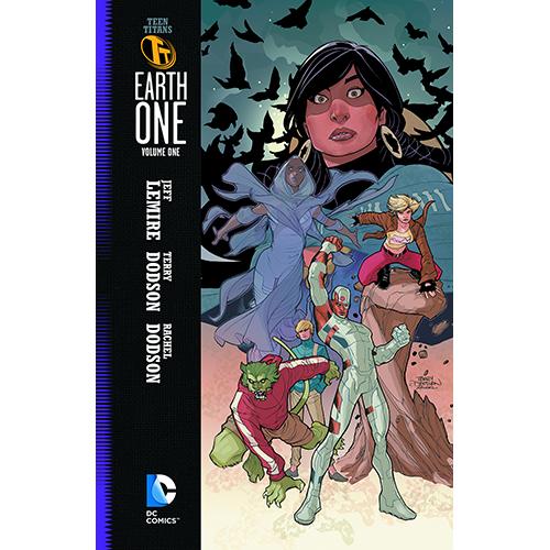Earth One Teen Titans Volume 01 TP