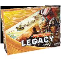 Pandemic Legacy Season 2 (Galben)