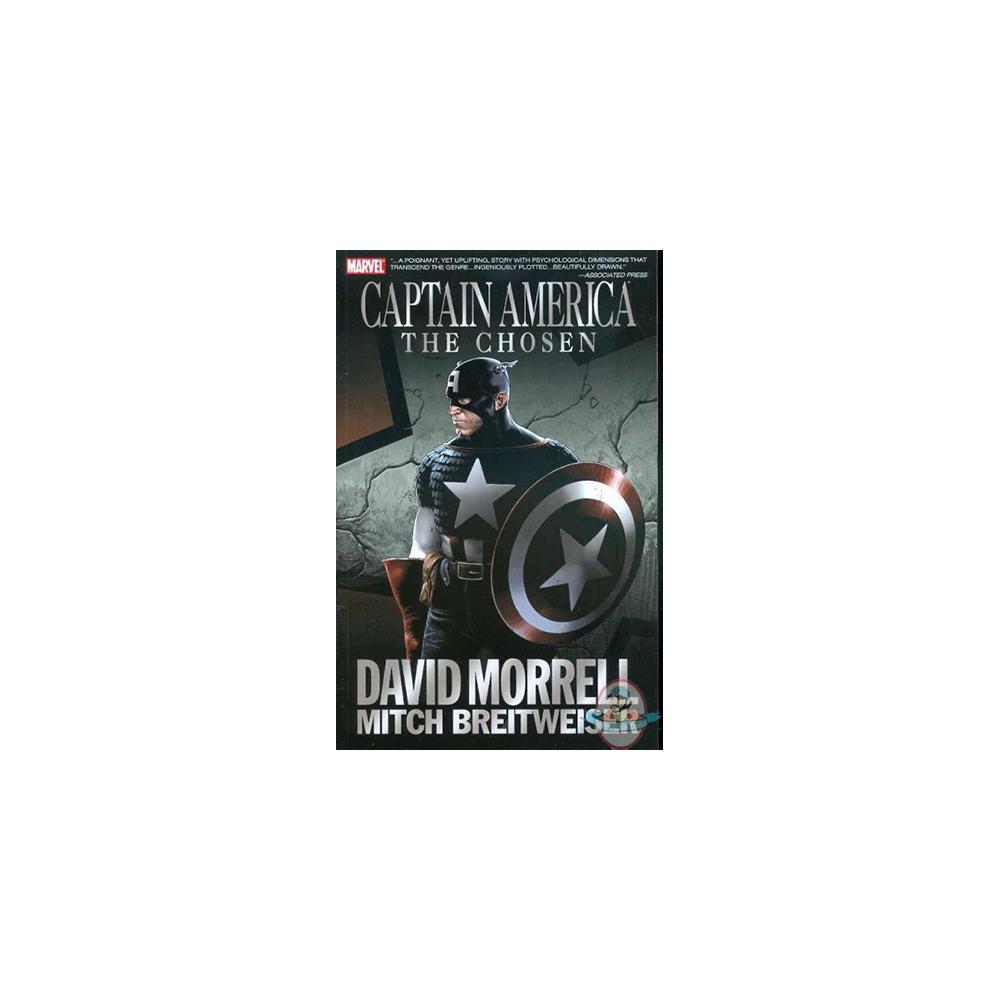 Captain America TP Chosen