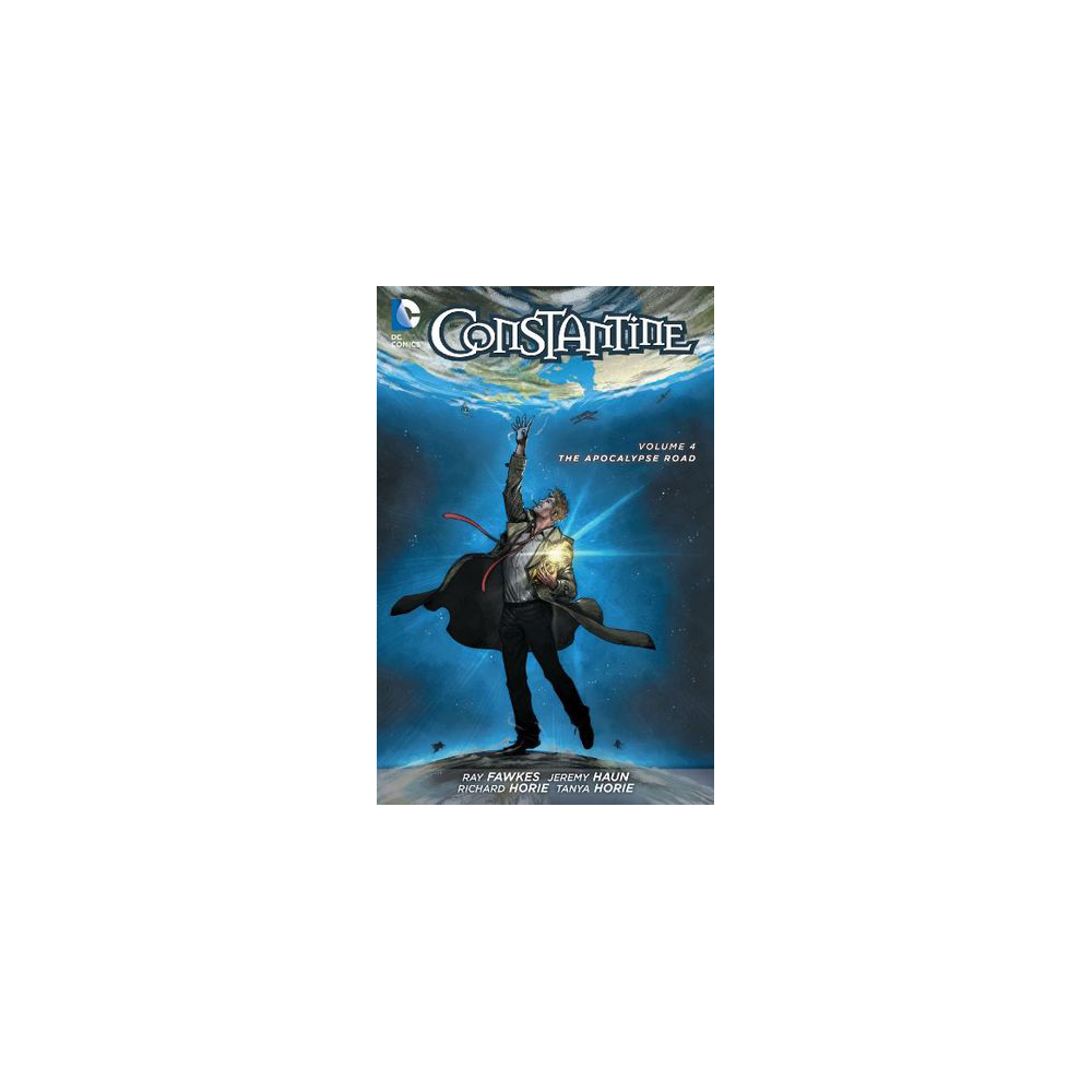 Constantine Volume 4 Apocalypse Road TP