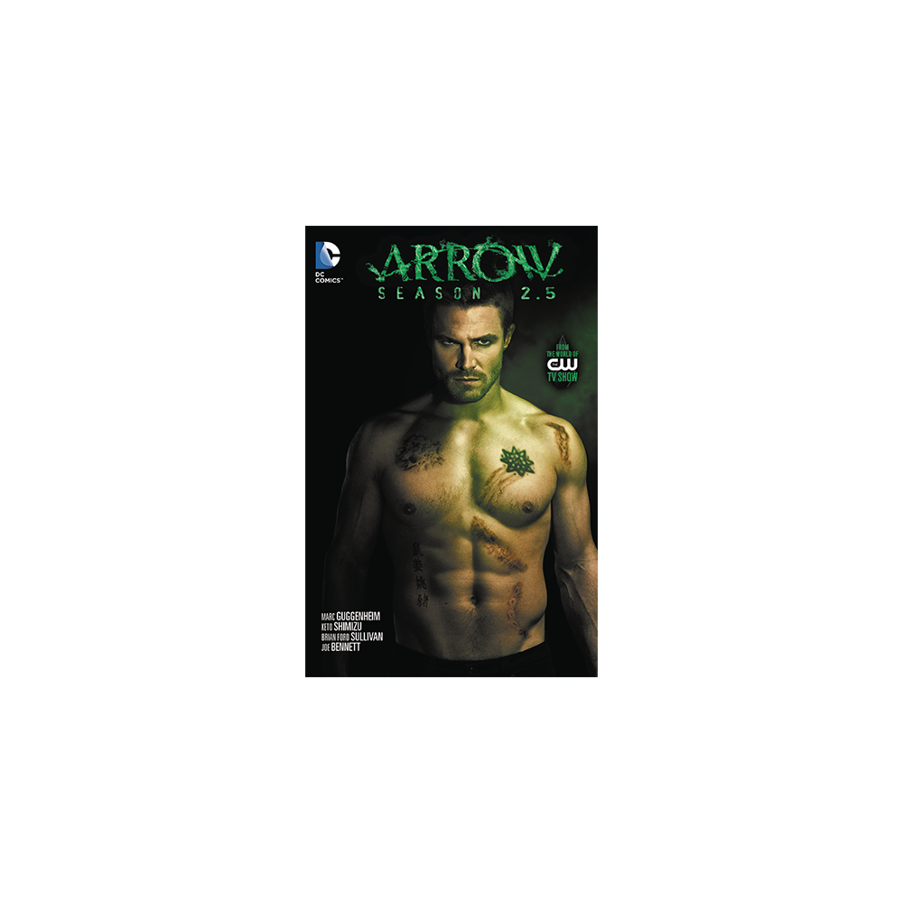 Arrow Season 2.5 TP