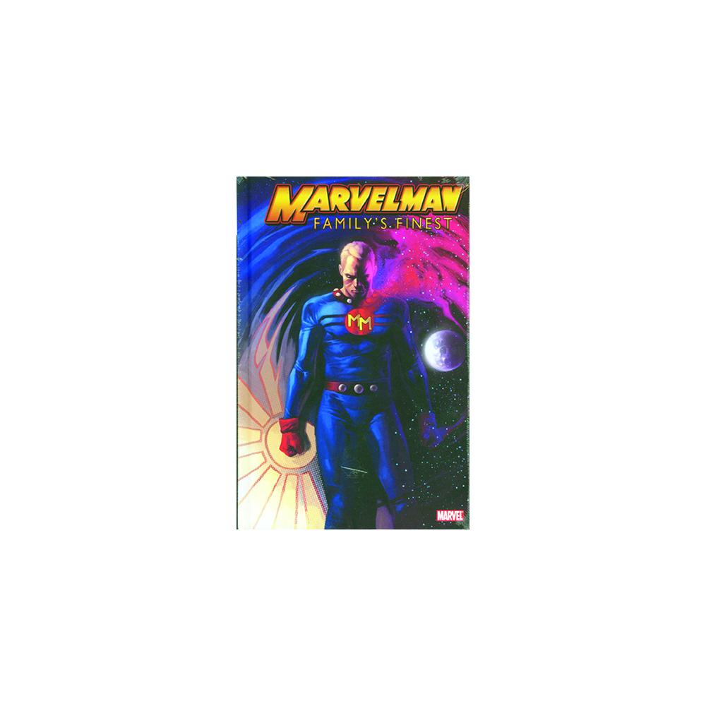 Marvelman Family's Finest Premium HC
