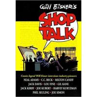 Will Eisners Shop Talk TP