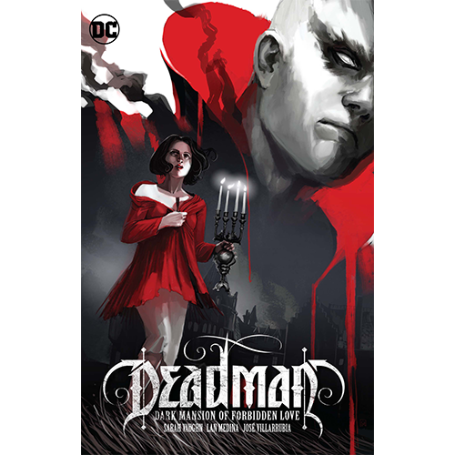 Deadman Dark Mansion of Forbidden Love TP