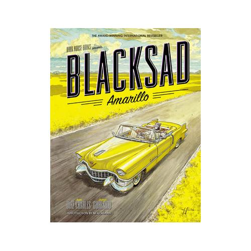 Blacksad HC Vol 3 Amarillo