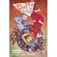 Buffy High School Years Parental Parasite TP