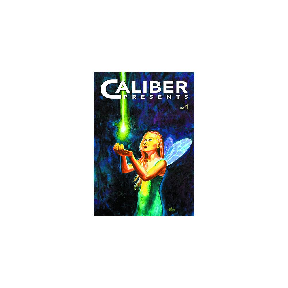 Caliber Presents Graphic Novel Vol 01