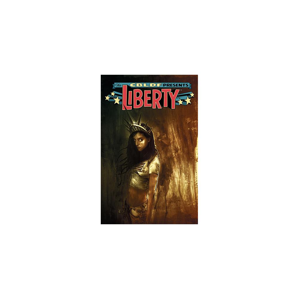 CBLDF Presents Liberty TP