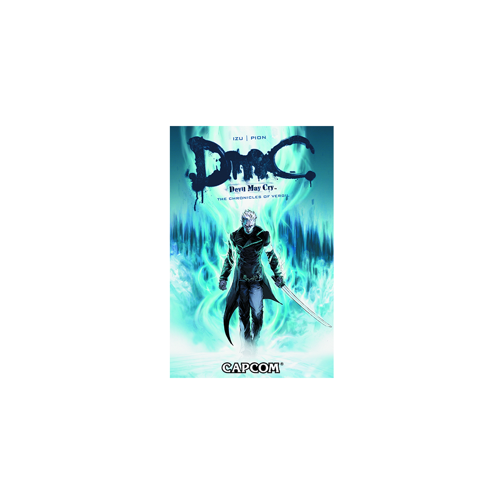 Devil May Cry Chronicles of Vergil HC