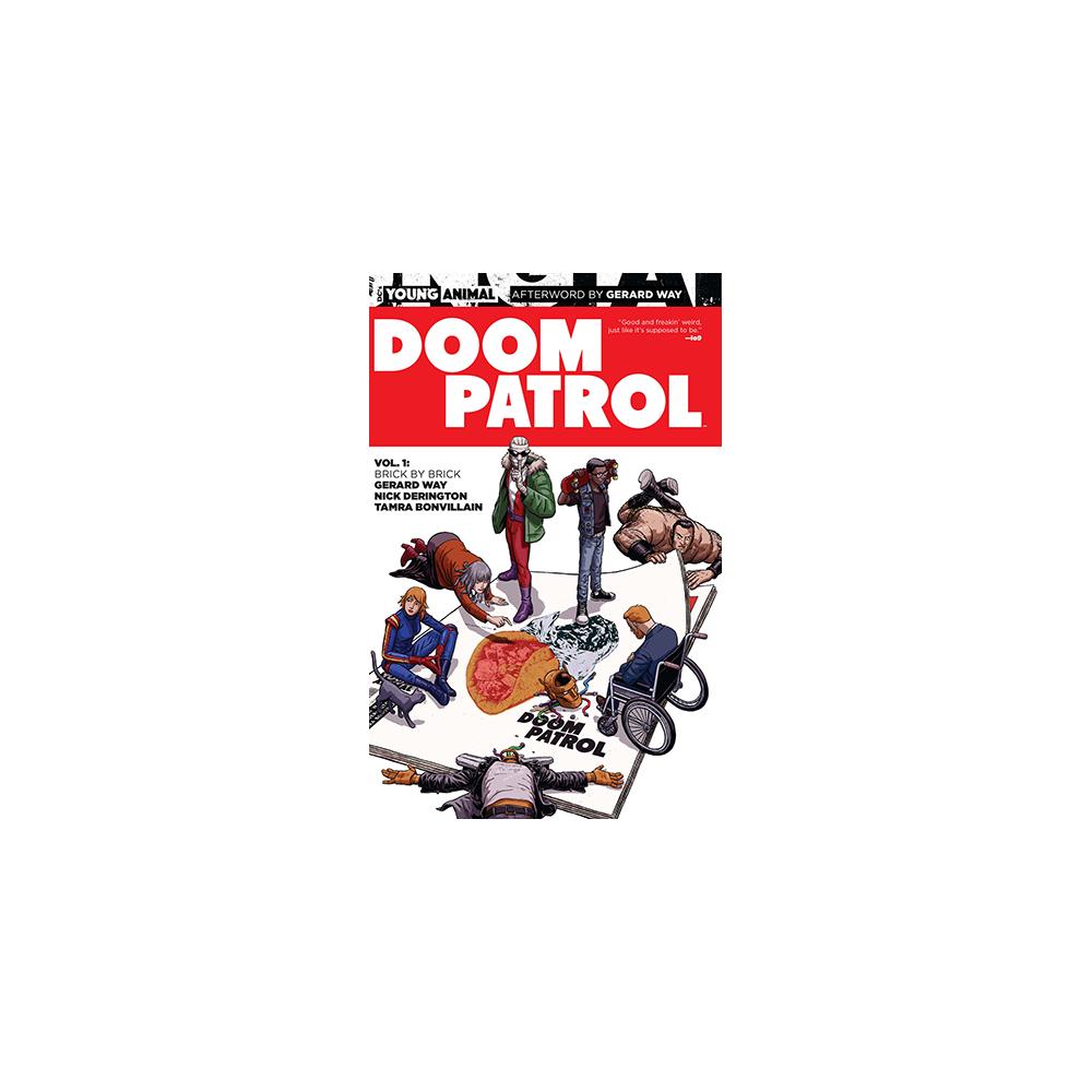 Doom Patrol TP Vol 01 Brick by Brick