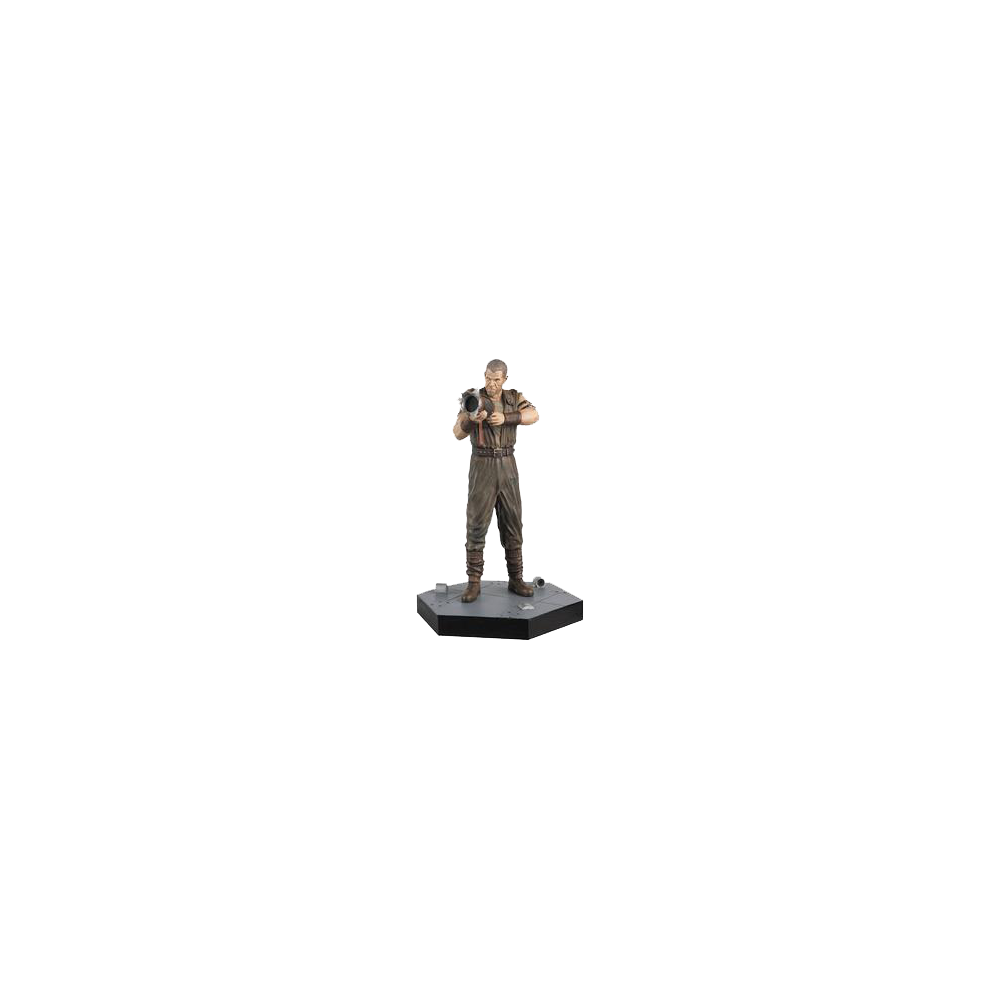 Alien & Predator Figurine Collection no.12 Johner from Alien Resurrection