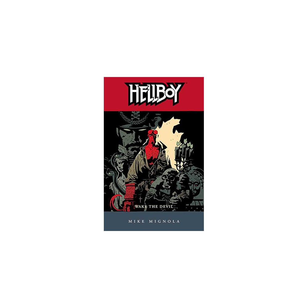Hellboy TP Vol 02 Wake The Devil