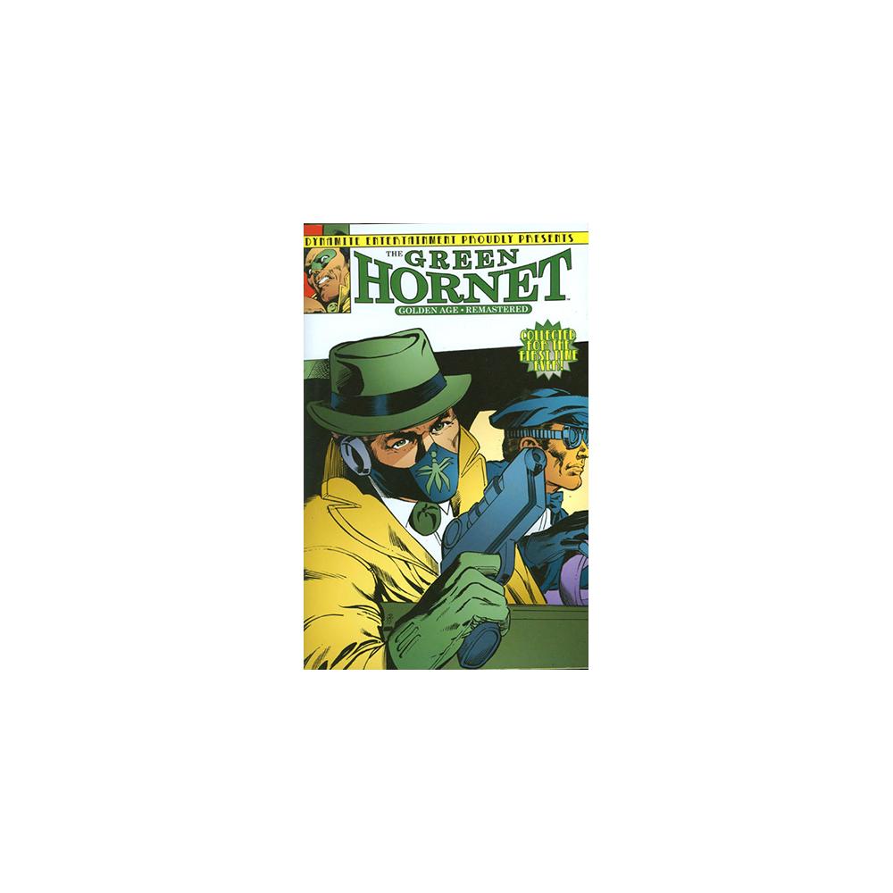 Green Hornet Golden Age Remastered HC