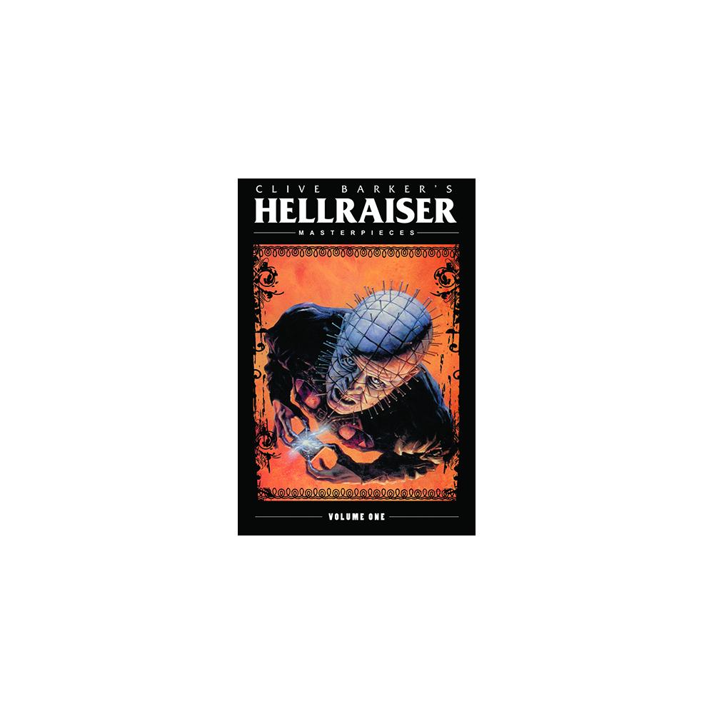 Hellraiser Masterpieces TP Vol 01