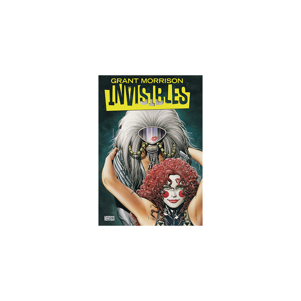 Invisibles TP Book 01