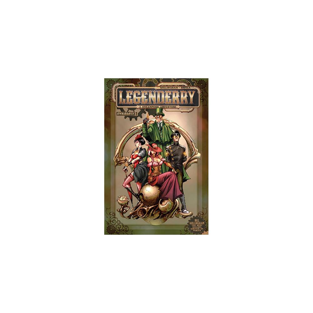 Legenderry A Steampunk Adventure TP