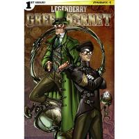 Legenderry Green Hornet [1-5]