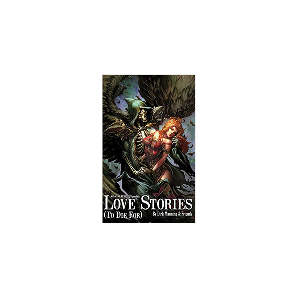 Love Stories to Die For Graphic Novel