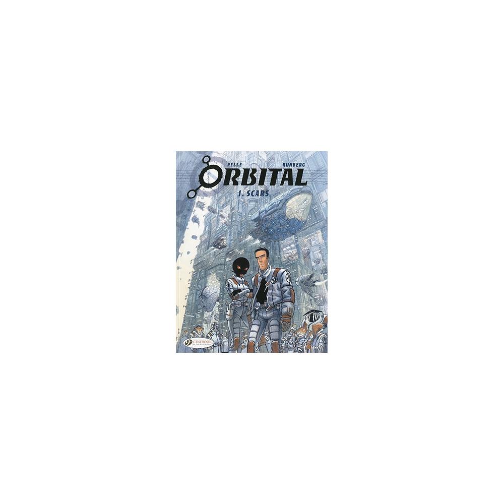 Orbital Graphic Novel Vol 01 Scars