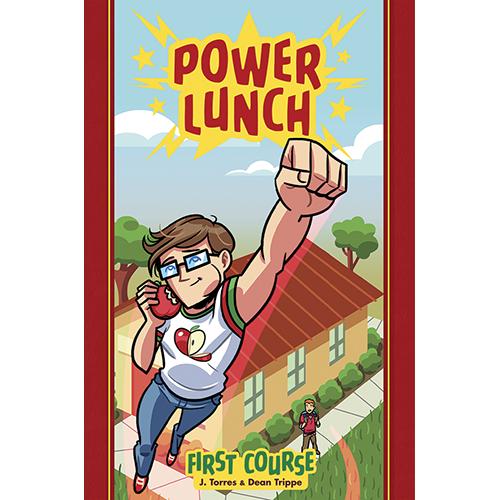 Power Lunch HC Vol 01