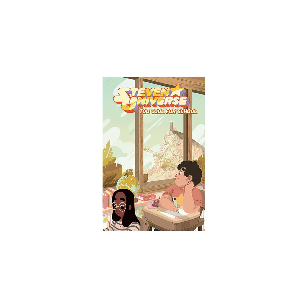Steven Universe Original Graphic Novel Vol 01 Too Cool For School