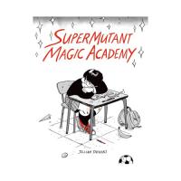 Supermutant Magic Academy Graphic Novel