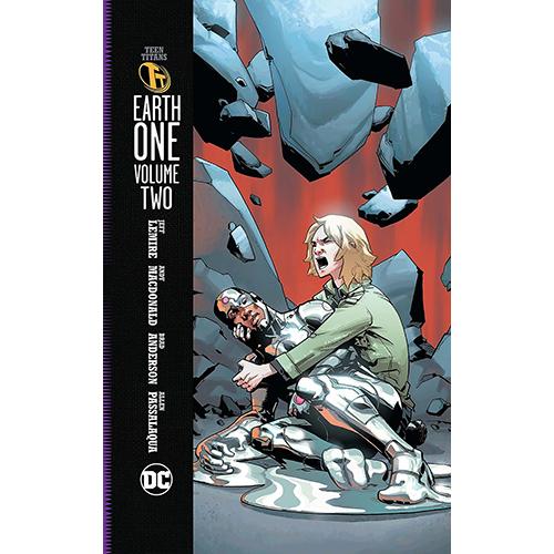 Earth One Teen Titans TP Vol 02
