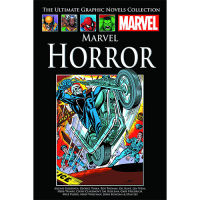 Marvel Graphic Novel Collection Vol 115 Marvel Horror HC