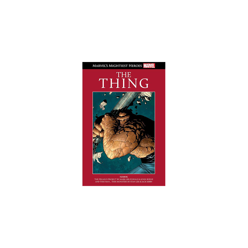 Marvel Graphic Novel Collection Vol 34 The Thing HC