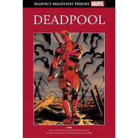 Marvel Graphic Novel Collection Vol 61 Deadpool HC
