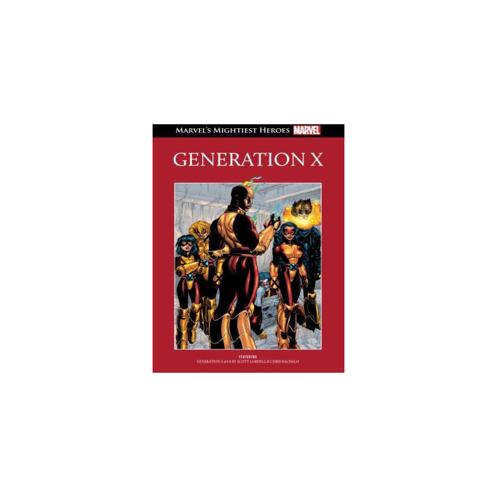 Marvel Graphic Novel Collection Vol 87 Generation X HC