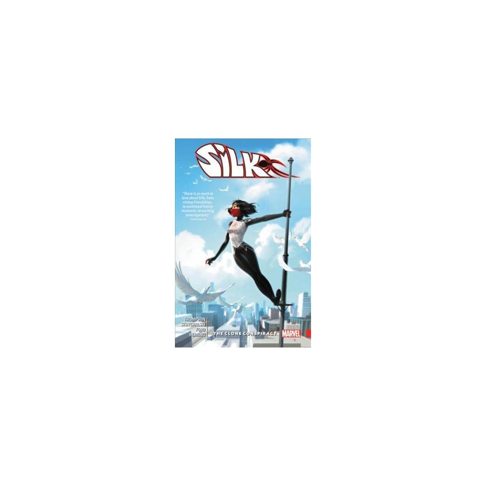 Silk TP Vol 03 Clone Conspiracy