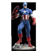 "Marvel Comics - Captain America Modern Myth"" ARTFX"