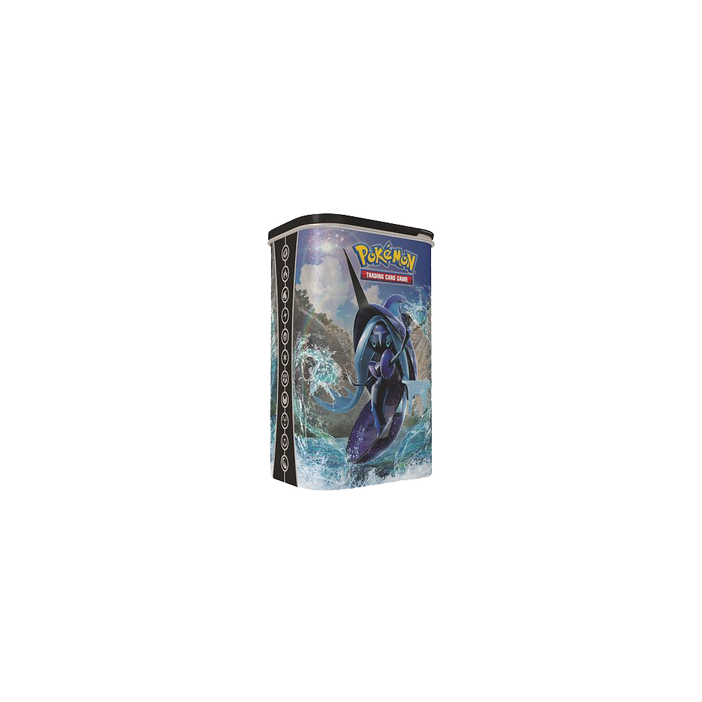 Pokemon Trading Card Game: Deck Shield Tin Tapu Fini