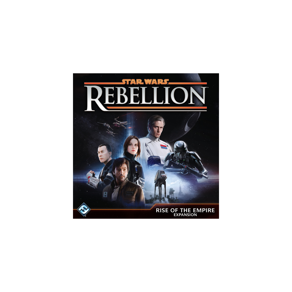 Star Wars: Rebellion - Rise of the Empire