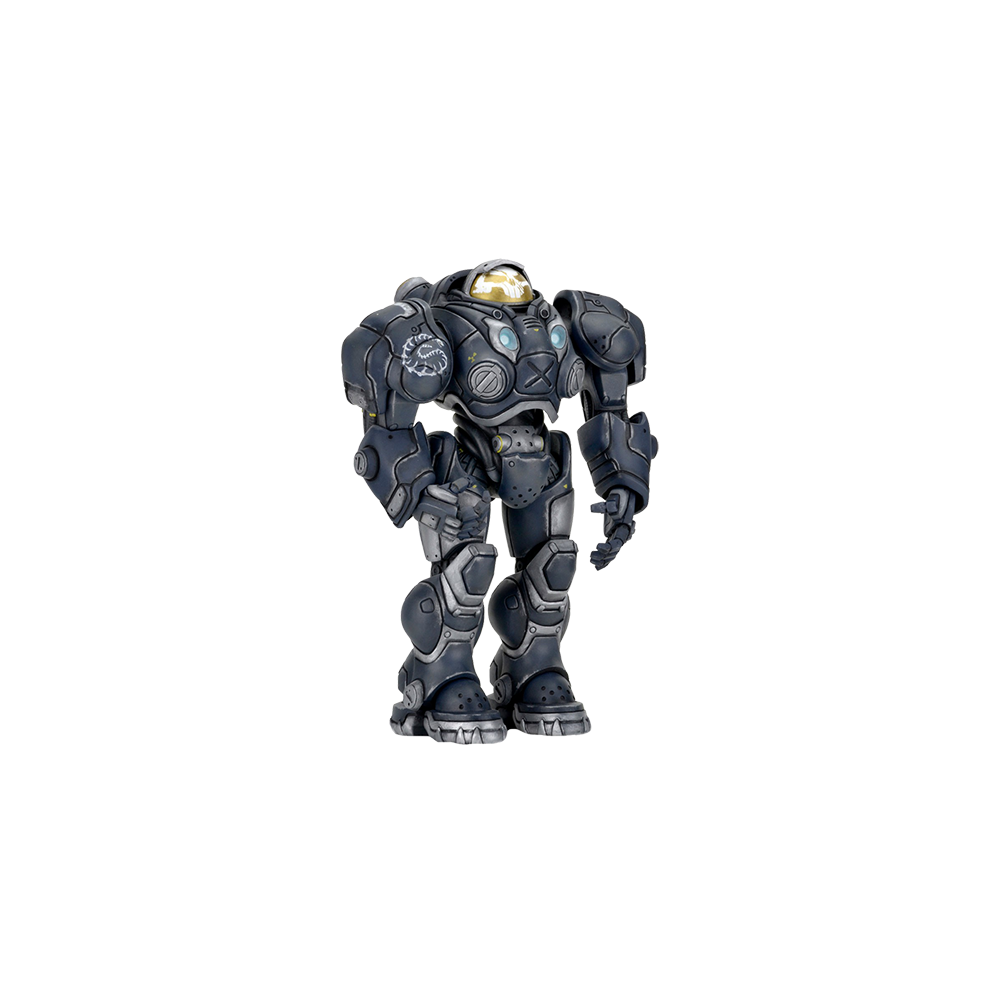 Blizzard's Heroes Of The Storm Action Figures - Raynor