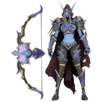 Blizzard's Heroes Of The Storm Action Figures - Sylvanas