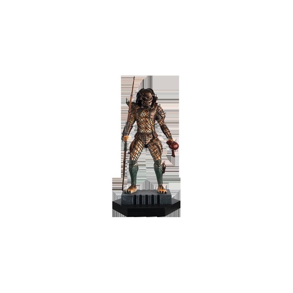 Alien & Predator Figure Collection no.13 Hunter Predator from Predator 2