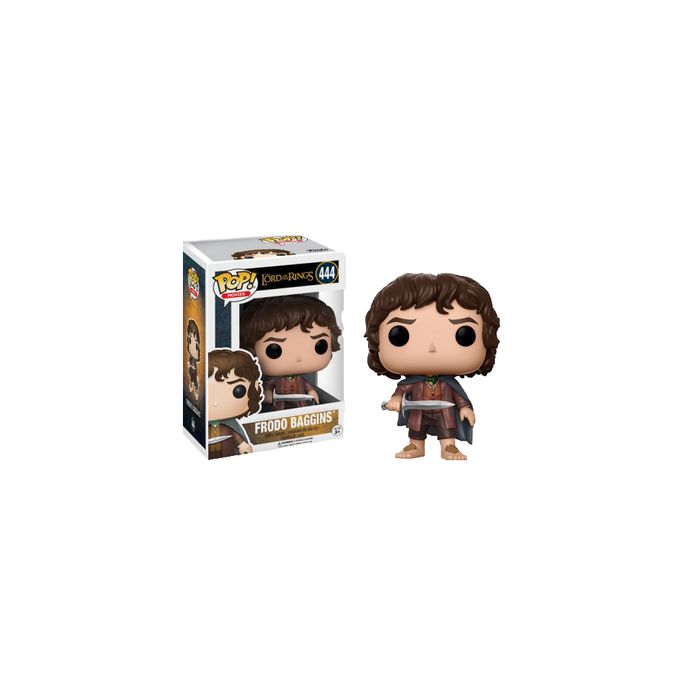 Funko Pop: Lord Of The Rings - Frodo Baggins