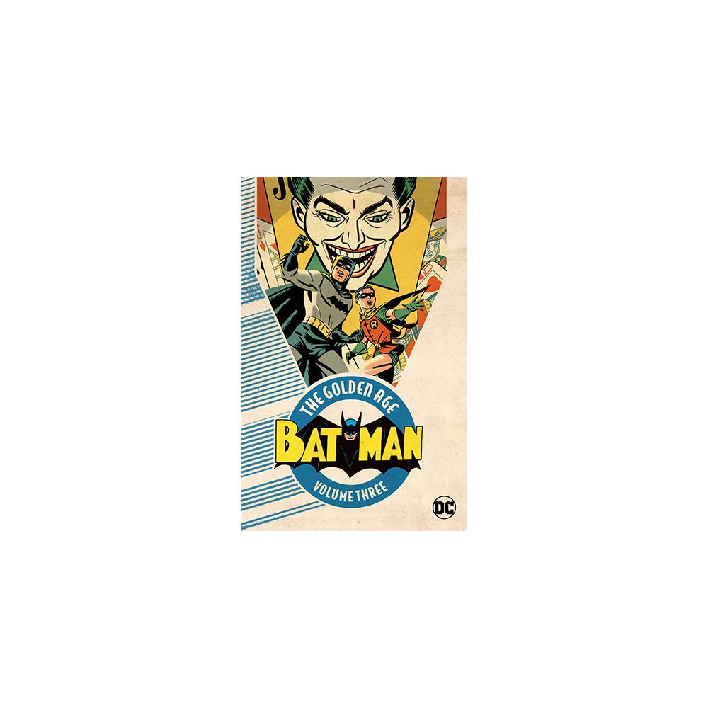Batman The Golden Age TP Vol 03