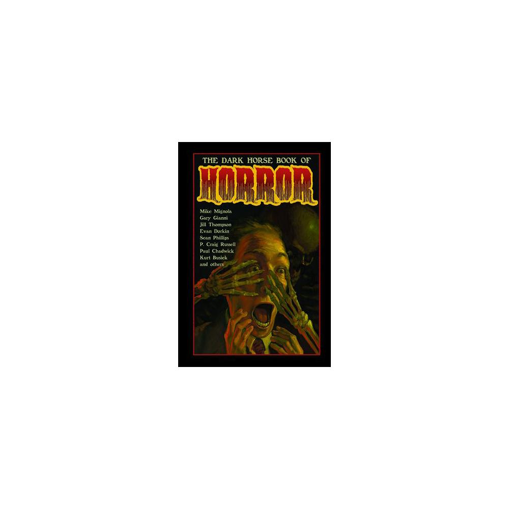 Dark Horse Book of Horror HC