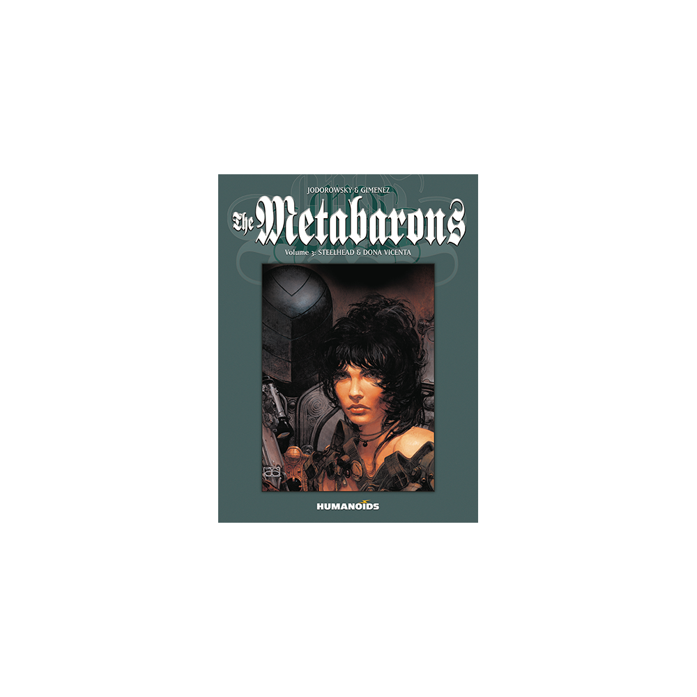 Metabarons Graphic Novel Vol 03 (of 4) Steelhead and Dona Vicenta