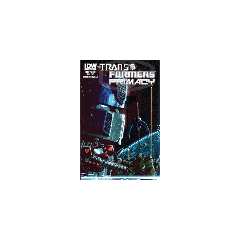 Transformers Primacy
