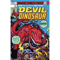 True Believers Kirby 100th Devil Dinosaur no.1