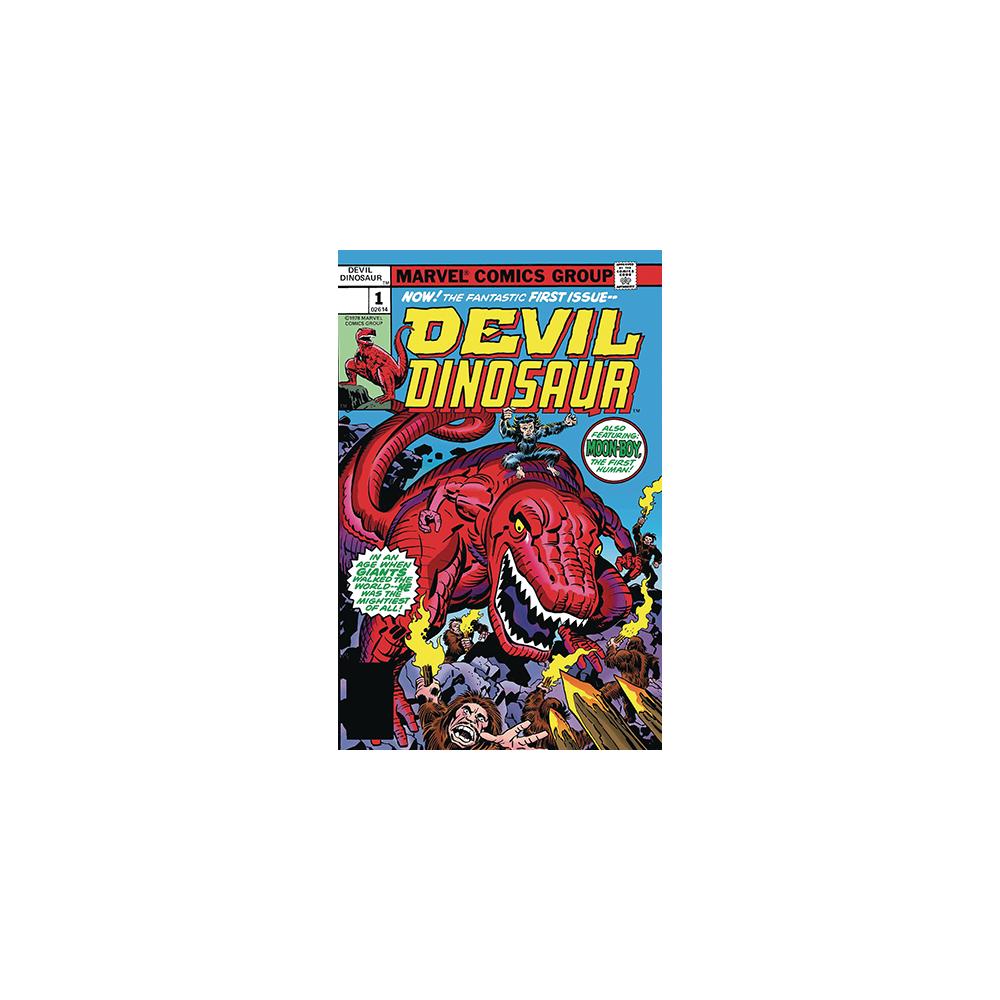 True Believers Kirby 100th Devil Dinosaur no.1