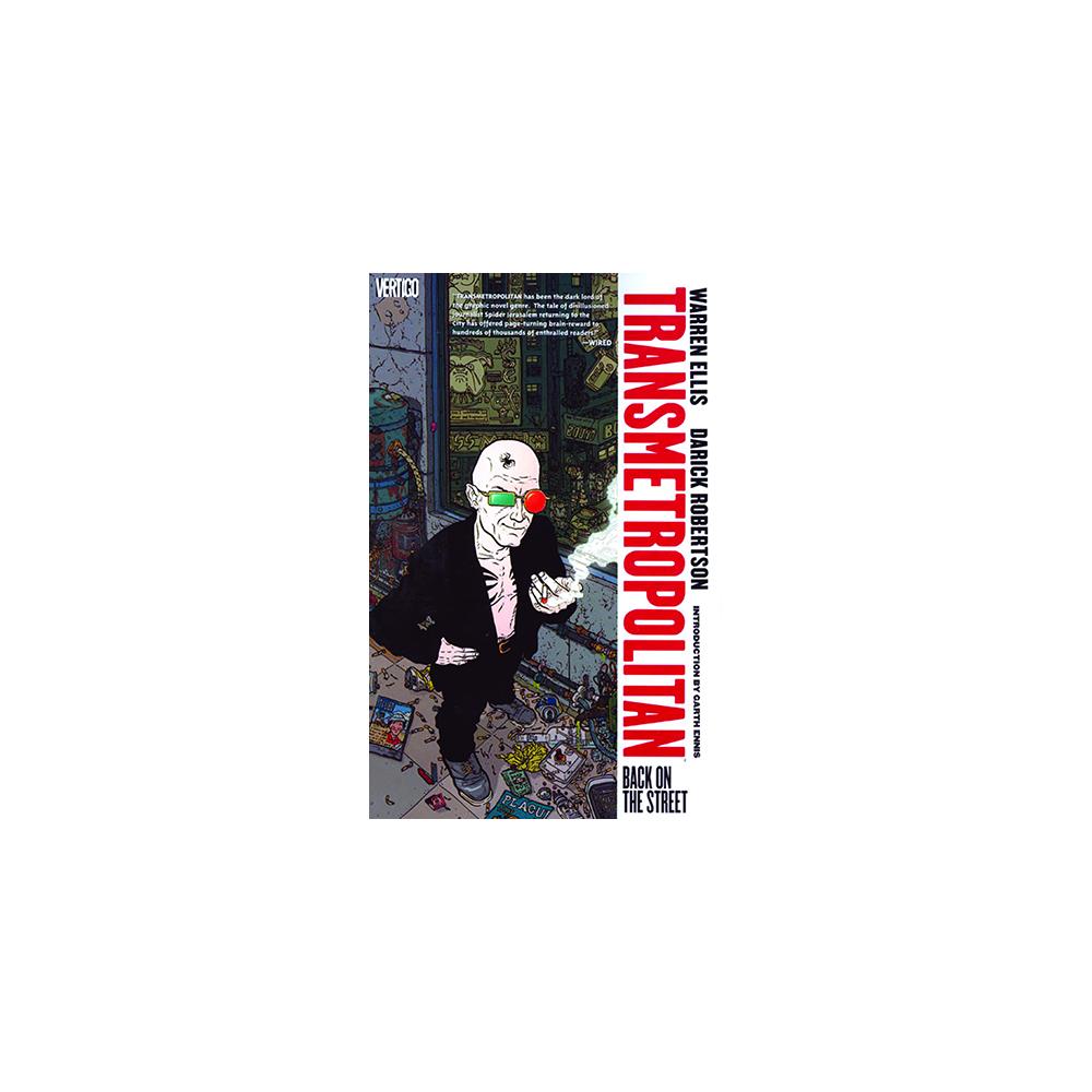 Transmetropolitan TP Vol 01 Back On The Street
